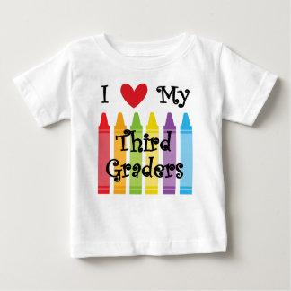 Camiseta Para Bebê Professor terceiro grau