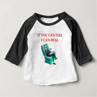 Camiseta Para Bebê psych