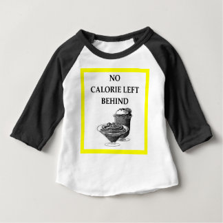 Camiseta Para Bebê pudim
