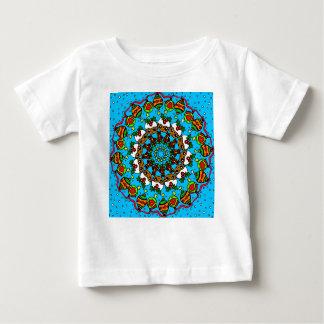 Camiseta Para Bebê Pudim bonito dos presentes do Natal, presente