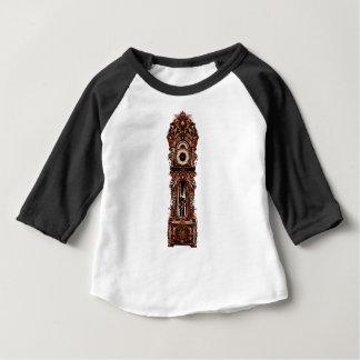 Camiseta Para Bebê Pulso de disparo de primeira geração