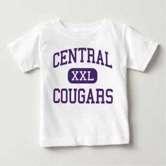 Camiseta Para Bebê - Pumas - a comunidade central - Breese Illinois