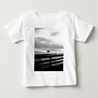 Camiseta Para Bebê Que você está olhando?