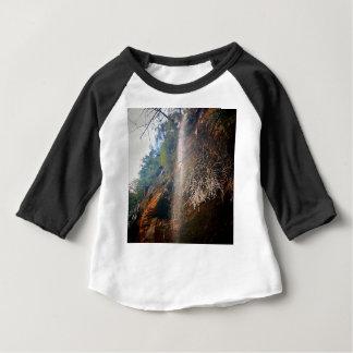 Camiseta Para Bebê Quedas de sussurro, colinas Ohio de Hocking