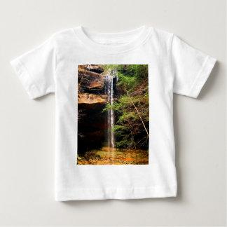 Camiseta Para Bebê Quedas de Yahoo, South Fork grande Kentucky