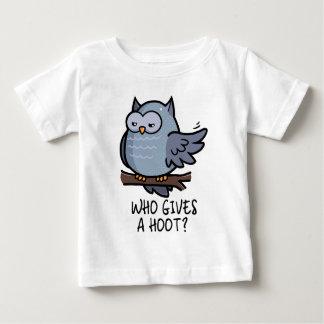 Camiseta Para Bebê Quem dá uma buzina?