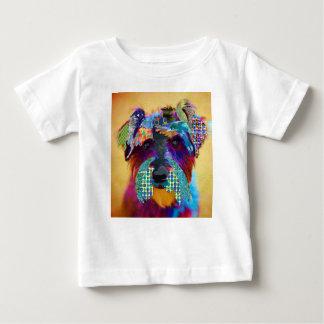 Camiseta Para Bebê Quem não ama schanuzer?