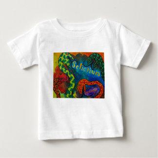 Camiseta Para Bebê Quexius dos ipos de Selictium