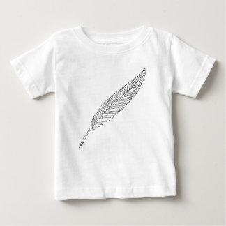 Camiseta Para Bebê Quill