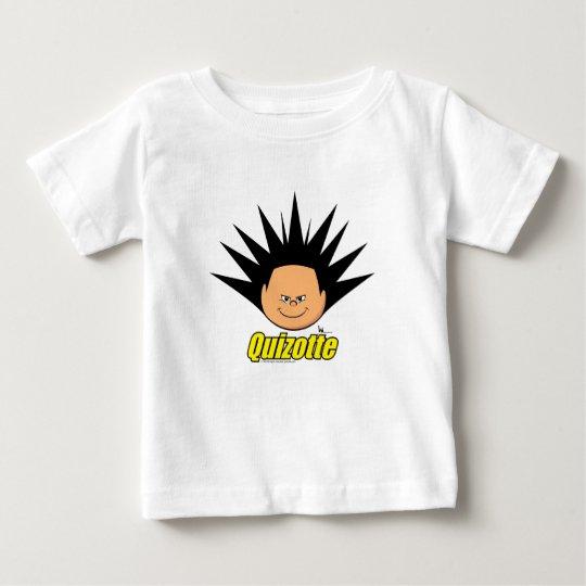 Camiseta Para Bebê Quizotte