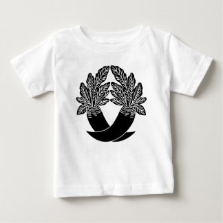 Camiseta Para Bebê Rabanete de cruzamento