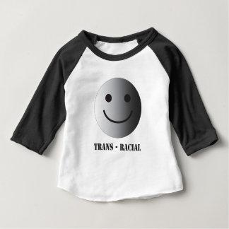 Camiseta Para Bebê raça do transporte