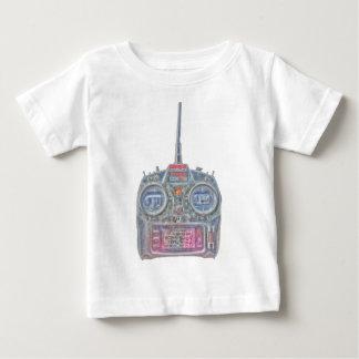 Camiseta Para Bebê Rádio de Spektrum RC do proxeneta do brilho