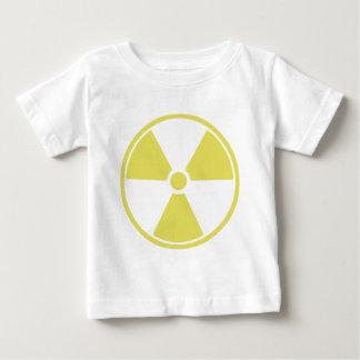 Camiseta Para Bebê Radioativo