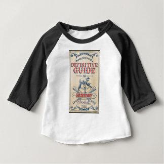 Camiseta Para Bebê Raglan dos miúdos
