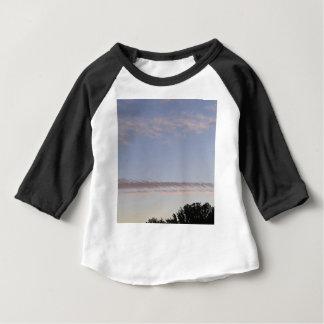 Camiseta Para Bebê Raia da nuvem