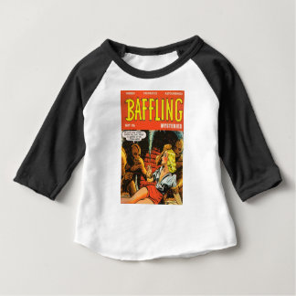 Camiseta Para Bebê Rainha dos homens do lagarto