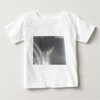 Camiseta Para Bebê Raio X
