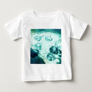 Camiseta Para Bebê Raios de Sting em Xcaret - México