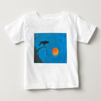 Camiseta Para Bebê Ramo quebrado