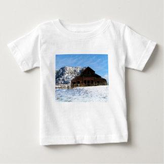 Camiseta Para Bebê Rancho de Haynes, Osoyoos BC Canadá