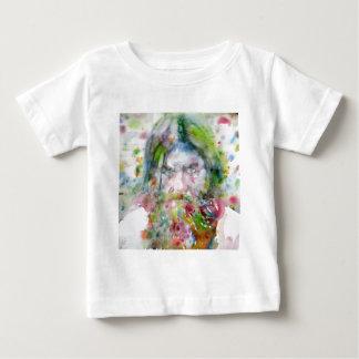 Camiseta Para Bebê RASPUTIN - aguarela portrait.3