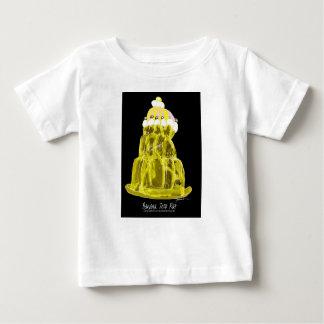 Camiseta Para Bebê rato do jello da banana dos fernandes tony
