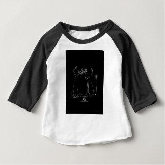 Camiseta Para Bebê rato mágico