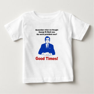 Camiseta Para Bebê Recorde quando?