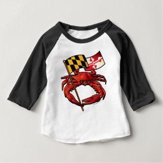 Camiseta Para Bebê RedCrab_MD_banner.ai