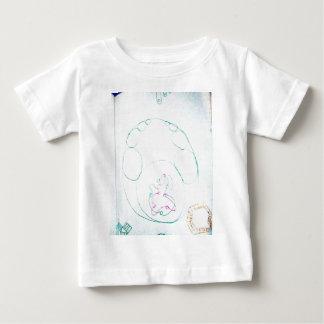 Camiseta Para Bebê Rede de um Sengaku knotty