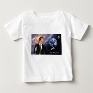 Camiseta Para Bebê Redemoinho McManus - alcance global