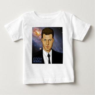 Camiseta Para Bebê Redemoinho McManus - pessoa da estrela