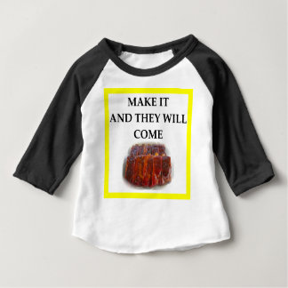 Camiseta Para Bebê reforços