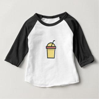 Camiseta Para Bebê Refresco do café