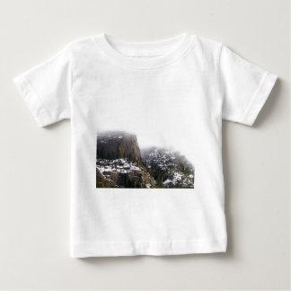 Camiseta Para Bebê Região selvagem de montanha