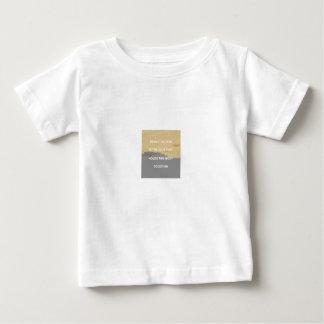 Camiseta Para Bebê Regras da manteiga de amendoim