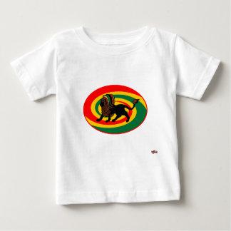Camiseta Para Bebê Rei Costume de Jah
