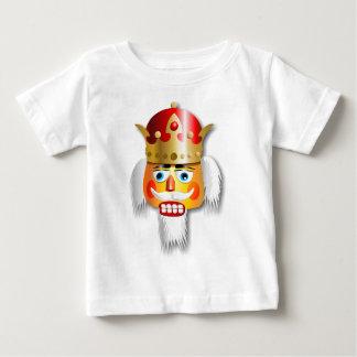 Camiseta Para Bebê Rei de noz Desenhos animados do Nutcracker