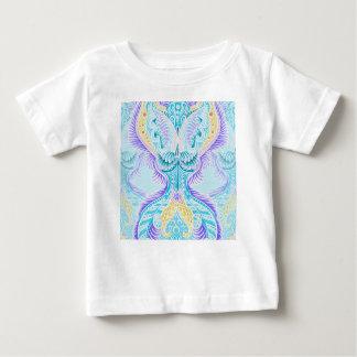 Camiseta Para Bebê Renascimento, idade nova, meditação, boho, hippie