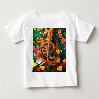 Camiseta Para Bebê rendição