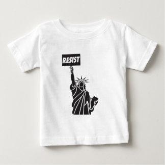 Camiseta Para Bebê Resist_for_Liberty