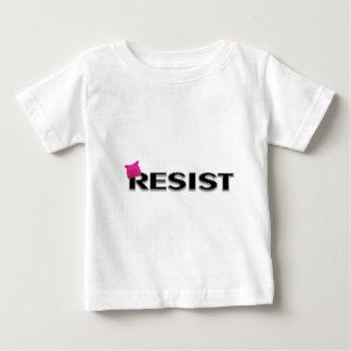 Camiseta Para Bebê Resista!
