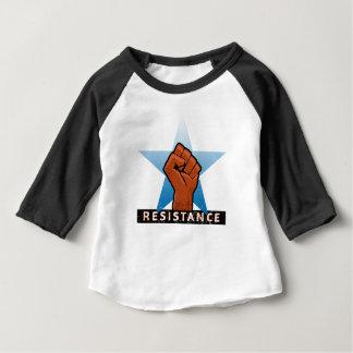 Camiseta Para Bebê resistência