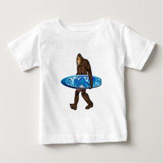 Camiseta Para Bebê Ressacas acima