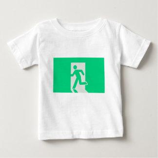 Camiseta Para Bebê Retire o sinal