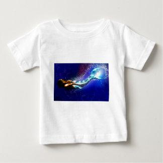 Camiseta Para Bebê Retorne ao mar