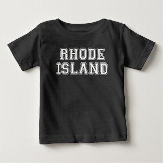 Camiseta Para Bebê Rhode - ilha