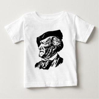 Camiseta Para Bebê Richard Wagner