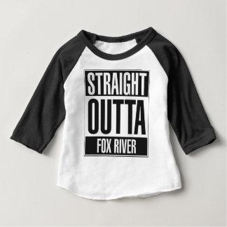 Camiseta Para Bebê Rio reto do Fox de Outta
